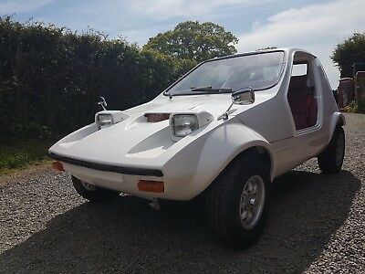 Bond bug Wmc 4 wheeler brand new unfinished car