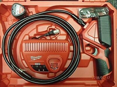Milwaukee 2316-21 M12™ M-Spector Flex™ 9 Ft Inspection Camera Cable Kit