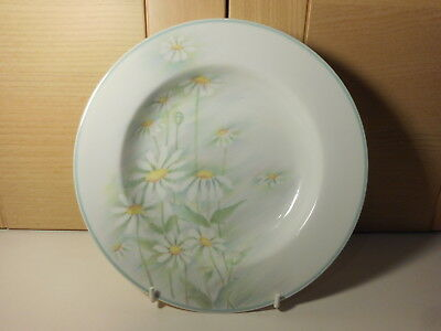 Denby Porcelain The Pastel Collection Serenade Daisies Rimmed Bowl