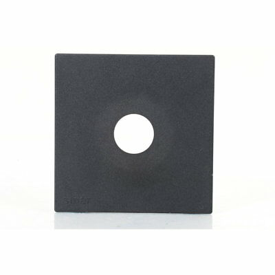Sinar objektivplatte 138 x 138 mm VS-0 (for Copal 0 Lenses)