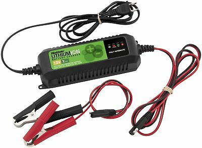 BikeMaster Lithium Ion Battery Charger / Maintainer TS0207A