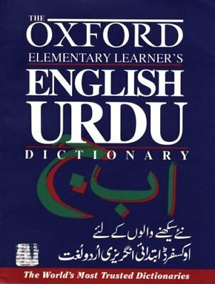 The Oxford Elementary Learner's English-Urdu Dictionary 9780195793352