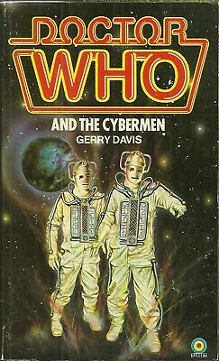 OOP - Paperback Book - DOCTOR WHO And The Cybermen - Gerry Davis - #14