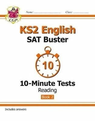 KS2 English SAT Buster 10-Minute Tests: Reading - Book 2 (for t... 9781782944799