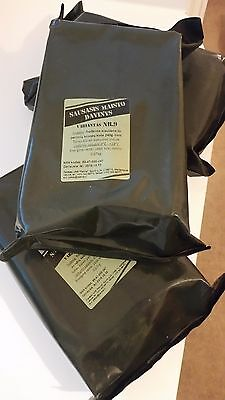Lithuania Army Ration Pack Military Meals Ready to Eat(MRE)Survival Camping Food