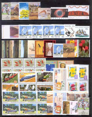 $1.00 Stamp combinations unused with full gum x 500. Face Value $500.00.