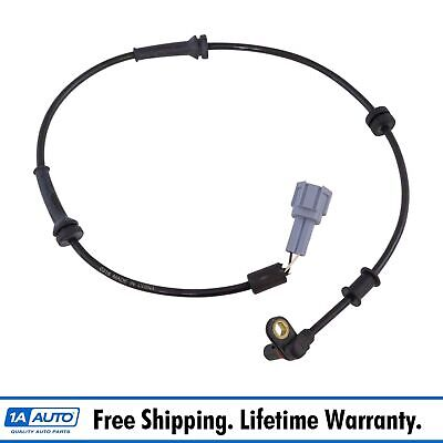 Front ABS wheel Speed Sensor Driver or Passenger Side LH RH for Nissan Infiniti