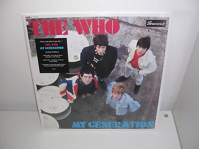 The Who - My Generation Deluxe Edition 2Lp Mint/sealed + Free Uk P&p