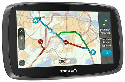 """TomTom Go 5100 World Navigationssystem 5 Zoll Touch Display """"sehr gut"""""""
