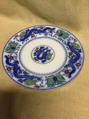 Old Minton  Plate.