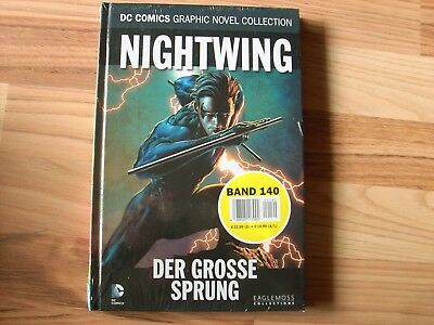 DC Comics Graphic Novel Collection Band 140  Nightwing  Der grosse Sprung