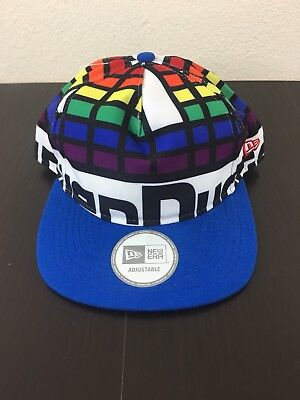 uk availability 34e24 da7a3 New Era NBA Denver Nuggets Team Tough A-Frame Snapback Adjustable Hat Cap