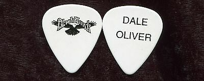 BLACKHAWK Concert Tour Guitar Pick!!! DALE OLIVER custom stage Pick