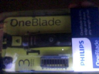 Philips One Blade  Rechargeable Electric Shaver Trimmer Styler New Sealed