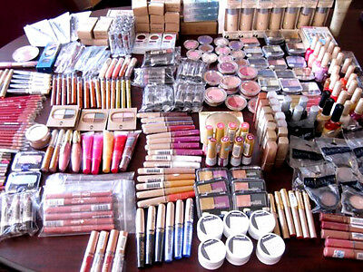 20 Wholesale Joblot Makeup Items New Revlon Bari CK Wet n Wild Make Up 3