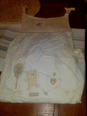Natures Purest Organic Cotton Diaper Stacker Hug Me