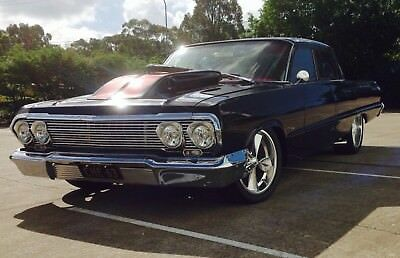 1963 Chevrolet Bel Air, immaculate useable Show Car Supercharged