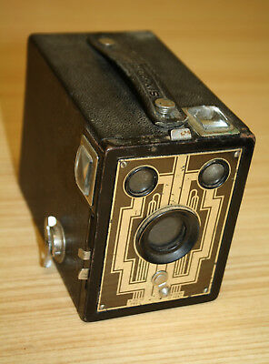 Vintage Six-20 Brownie Box Camera