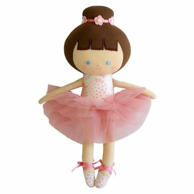 "Strawberry Ivory Alimrose Baby Ballerina Doll 10""/26cm"