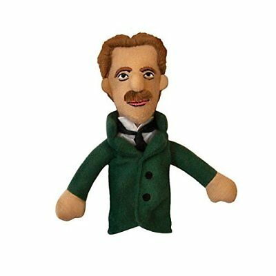 Finger Puppet - UPG - Nikola Tesla Soft Doll Toys Gifts Licensed New 0636