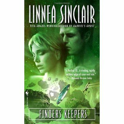 Finders Keepers - Mass Market Paperback NEW Sinclair, Linne 2005-04-01