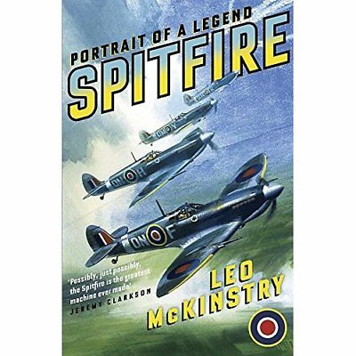 Spitfire: Portrait of a Legend - Paperback NEW McKinstry, Leo 2008-05-29