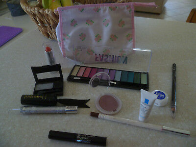 Lot Maquillage Yves Rocher Bourgeois Sun Institut Nocibe Ect....