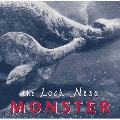 Loch Ness Monster - Paperback NEW Colin Baxter 2012-04-01