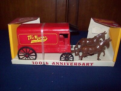 Kroger 100Th Anniversary Cart With Mules