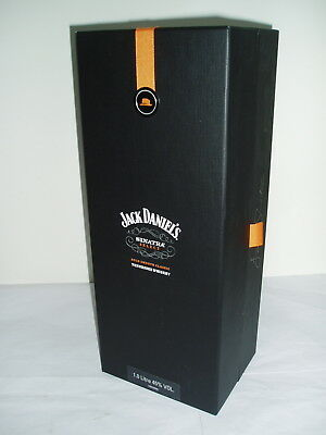 Jack Daniels Sinatra Select Box , Book And Bottle