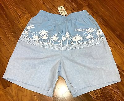 NEW Vtg 70s Island Feeling HAWAII Jams SURF chubbies swim trunks SURF shorts NWT
