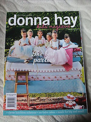 Donna Hay Kids'  Issue    Annual 10, 2015