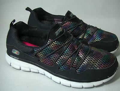 skechers memory foam rainbow