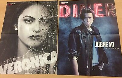 Riverdale ❤️  Cole Sprouse ❤️ Sammlung @ Poster / Clippings @ Lot ❤️