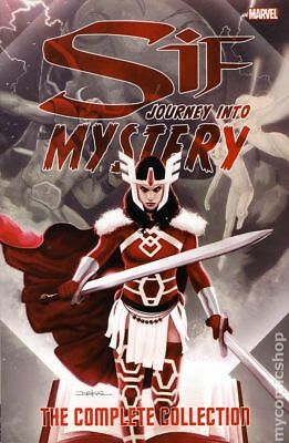 Sif Journey into Mystery TPB (Marvel) The Complete Collection #1-1ST 2017 NM