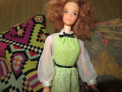 differently crazy price later VINTAGE QUICK curl barbie KELLEY DOLL TNT 1972 Original ...