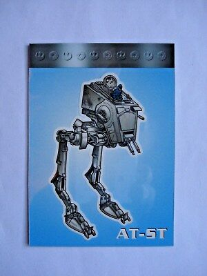 1997 Topps Star Wars Vehicles *cut-Away* Chase Card C1 **rare**