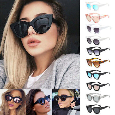 2018 Vintage Women Ladies Cat Eye Retro Style Rockabilly Sunglasses Eye Glasses
