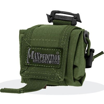 Maxpedition Mini Rollypoly Unisex Pouch Dump - Green One Size