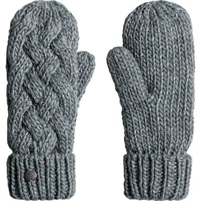 Roxy Love And Snow Womens Gloves Outdoor Mitts - Heritage Heather One Size