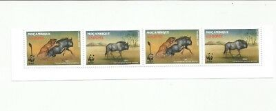 Mozambique Wwf Scott 1377 Mnh