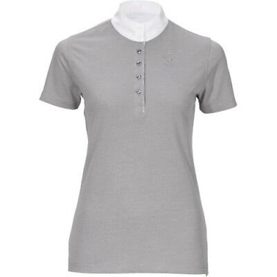 Pikeur Ladies Womens Shirt Competition - Grey All Sizes