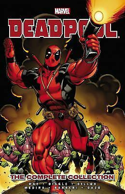 Deadpool by Daniel Way: The Complete Collection - Volume 1 Way, Daniel Good