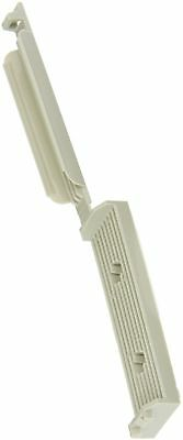 Panduit FCM3.25-A-L14 Latching Flat Cable Mount, Adhesive Backed, Rubber Adhesiv