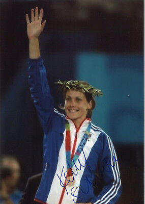 Olympia 2004 Athen; Kelly Sotherton GBR