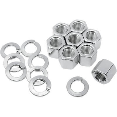 Colony Cylinder Base Nut Kit Cadmium-plated Harley Davidson Sportster
