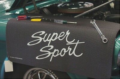 Super Sport Script Fender Gripper Cover