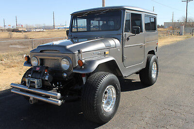 1969 Toyota Land Cruiser FJ40 1969 Toyota FJ40 HIGHWAY and OFF ROAD Ready