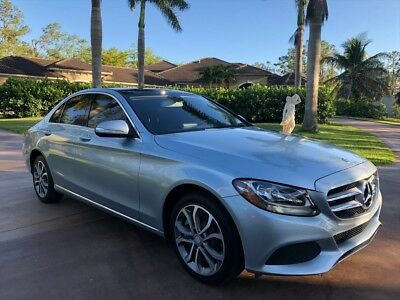 C-Class C 300 2015 Mercedes-Benz C 300 Automatic 4-Door Sedan
