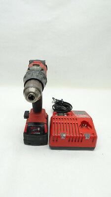 "Milwaukee M18 FUEL 1/2"" Hammer Drill/Driver Brushless 2704-20 - 3/L145355A"
